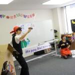 2013ハロウィン/未就園児 名古屋市中区子どもの英語教室English Factory