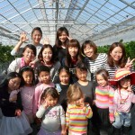 『イチゴ狩り』って、英語でなんていうの?大府南いちごファーム 名古屋市中区の子ども英語教室English Factory