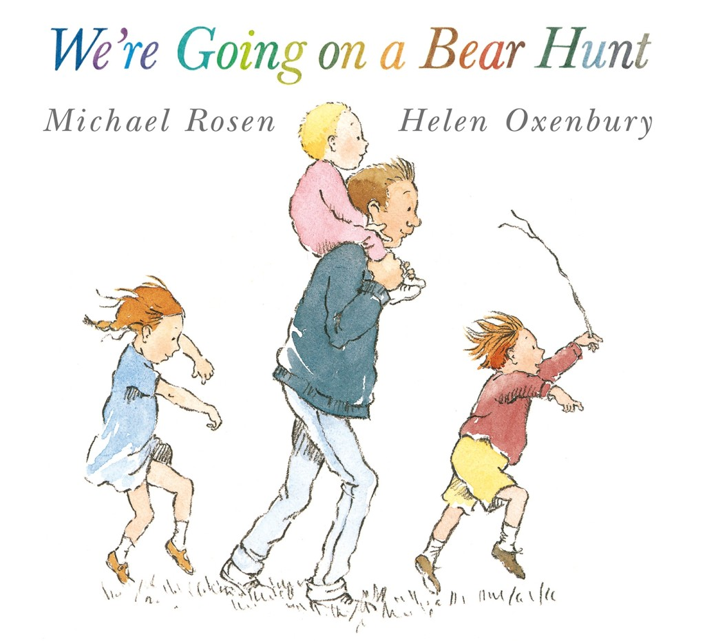 名古屋市中区子ども英語教室EnglishFactoryWe're Going on a Bear Hunt