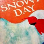 【おススメ洋書絵本】超名作The Snow Day/名古屋市中区子ども英語教室
