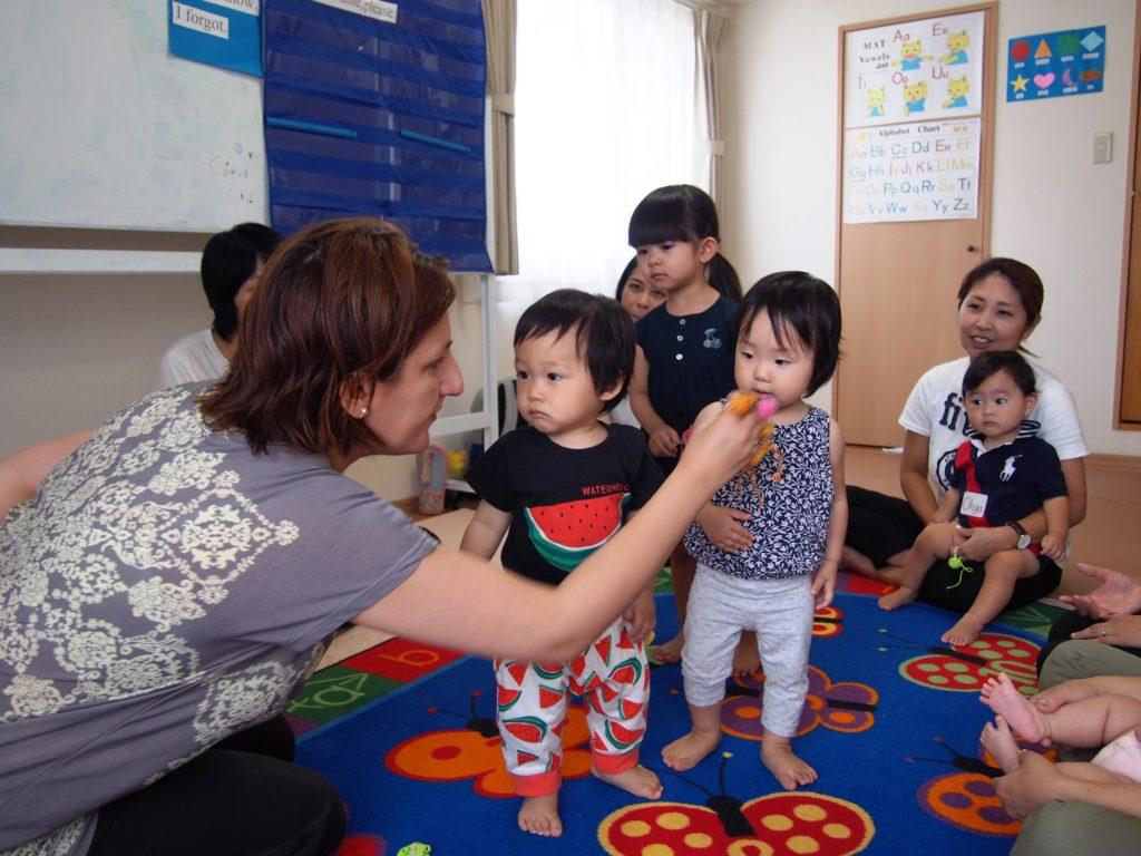 名古屋市中区子ども英語教室/未就園児親子クラス