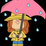 名古屋市中区子ども英語教室English Factory/梅雨Rainy season