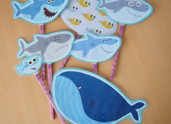 名古屋市中区子ども英語教室EnglishFactory2017サマースクールBaby Shark