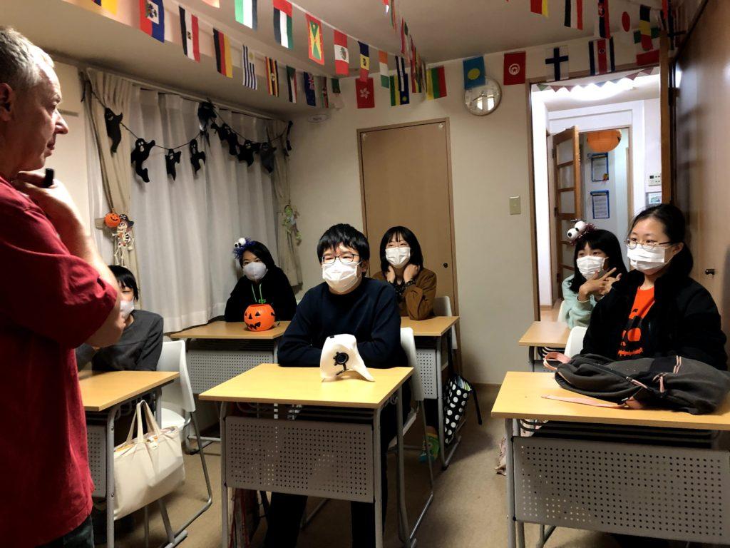 Halloween 2020/子ども英語教室English Factory