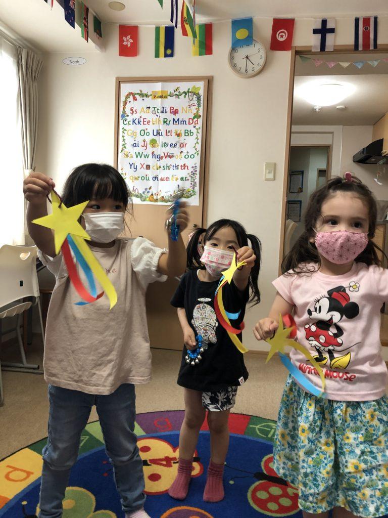 園児クラス/名古屋市中区子ども英語教室English Factory